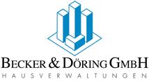 Becker & Döring GmbH Hausverwaltungen Wuppertal Logo